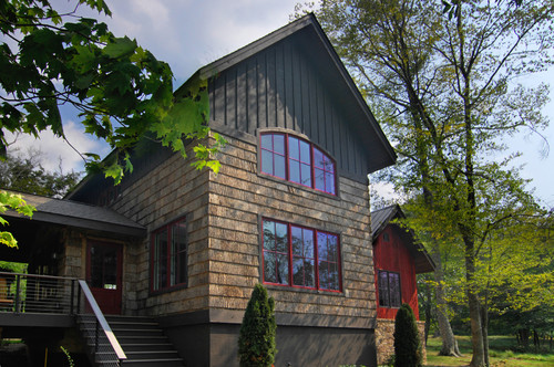 Did You Mix Asphalt Shingles With The Burnished Slate