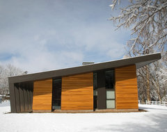 Pasture Project contemporary-exterior