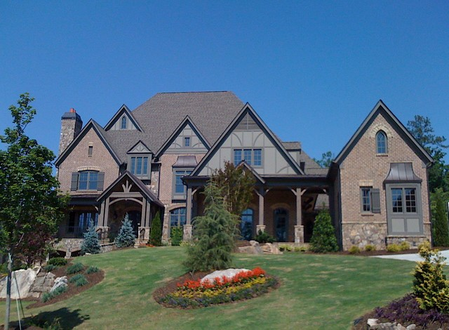 Patrick Barry, AIA completed projects: traditional-exterior