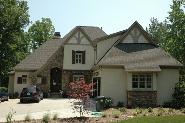 Paxton Plan 3011 traditional-exterior