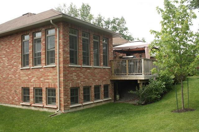Penetanguishene Residence traditional-exterior