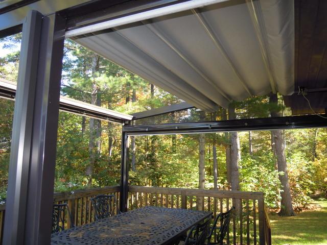 Pergotenda Iridium Retractable Canopy System