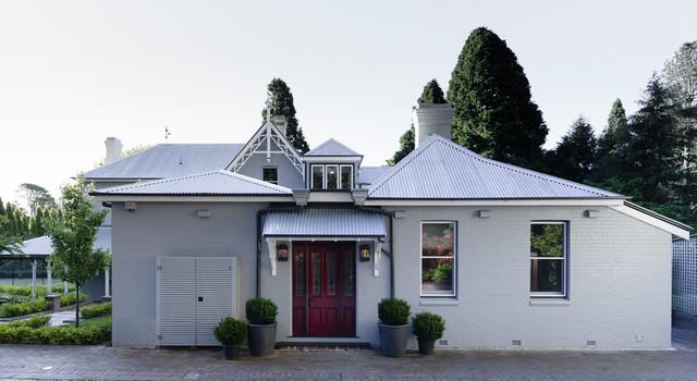 Period renovation sunroom extension blackheath for Sunroom extensions sydney
