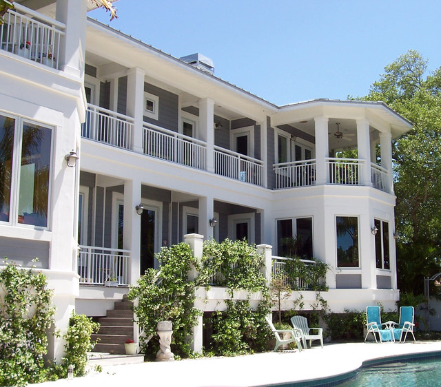 PetersSpence Beach Style Exterior Tampa By Timothy