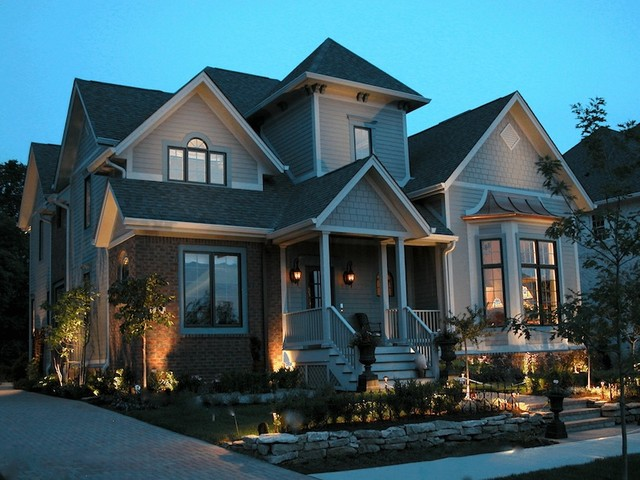 Petty Custom Homes Traditional Exterior Indianapolis