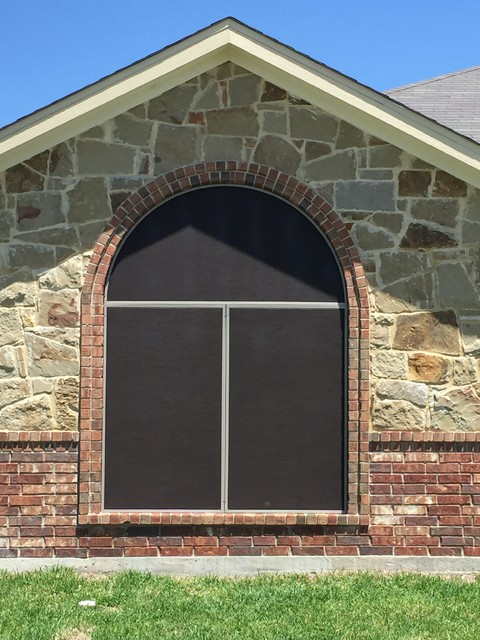 Phifer Suntex Solar Screens Traditional Exterior Other By The Blind Shutter Gallery