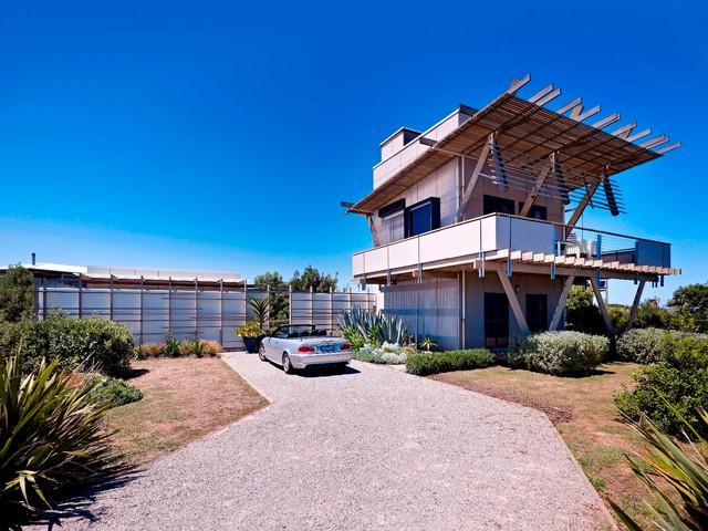 Phillip island beach house for Beach house designs phillip island