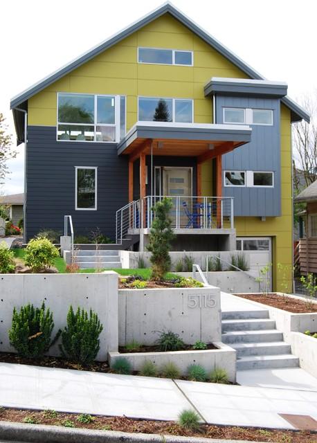 Phinney Ridge Photos Contemporary Exterior Seattle