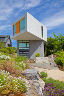 Phinney Contemporary Exterior Seattle By