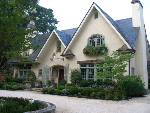 15 french country inspirations the blissful bee traditional exterior by vienna landscape architects landscape designers wheats landscape sciox Choice Image