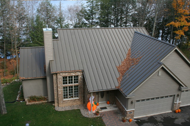 Pickerel Lake Home Traditional Exterior Other By