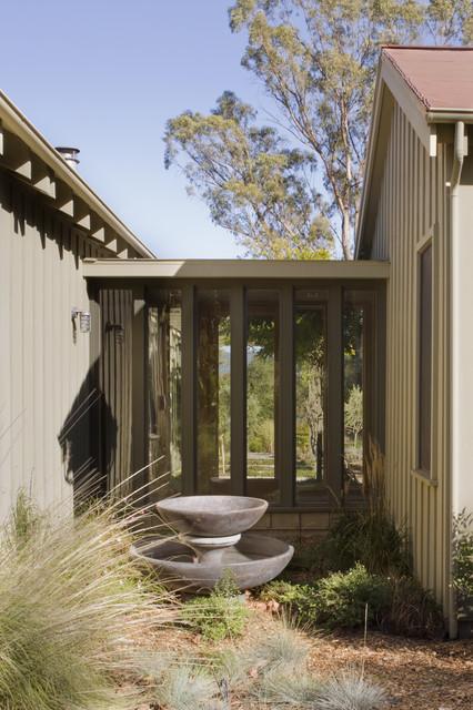 Pickering contemporary-exterior