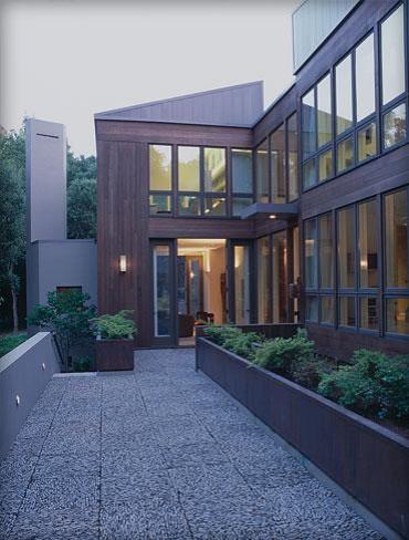 PIEDMONT PROJECT modern-exterior