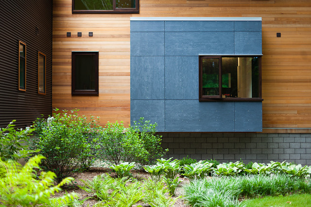 7 Popular Siding Materials To Consider: Exterior Materials Mix It Up