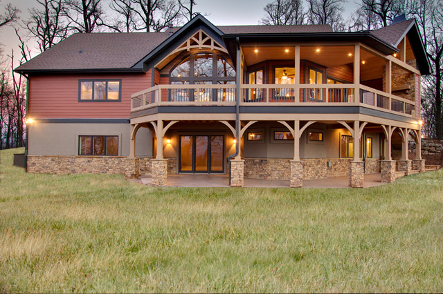 Pinchot Forest traditional-exterior