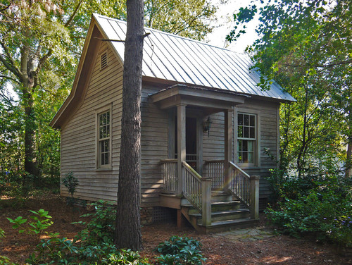 The Return To Small House Living Town Country Living - rustic tiny house ideas
