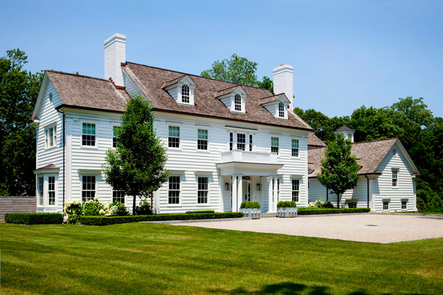 Pinecroft traditional-exterior