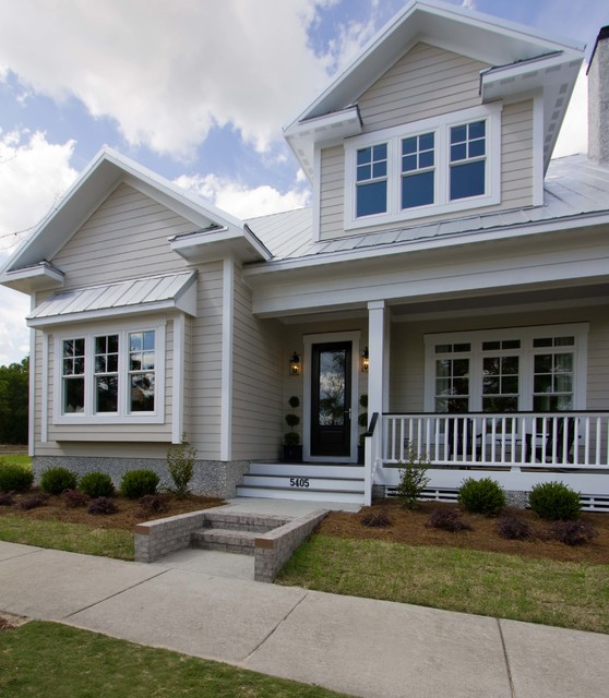 Piper Model Home Autumn Hall Traditional Exterior Wilmington By Plantation Building Corp