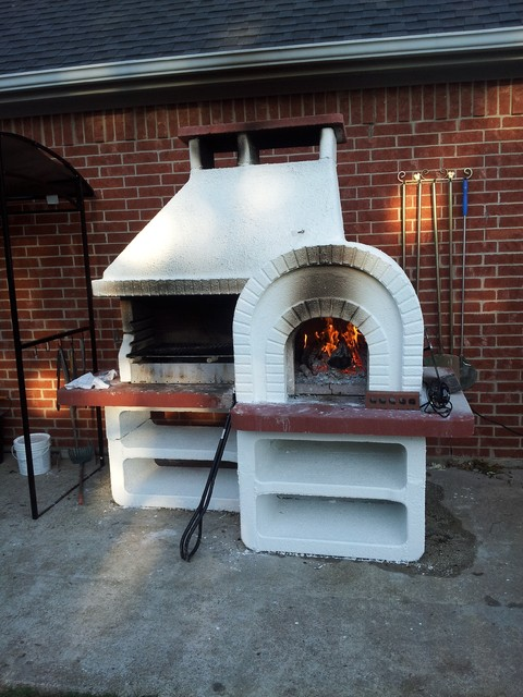 pizza oven charcoal grill combo. Black Bedroom Furniture Sets. Home Design Ideas