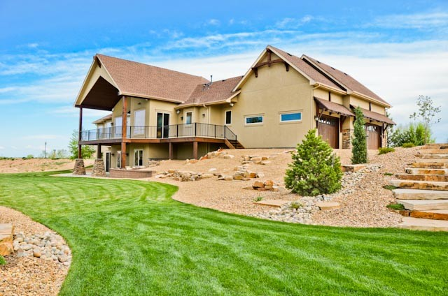 PJL Custom Homes - Loveland, CO traditional-exterior