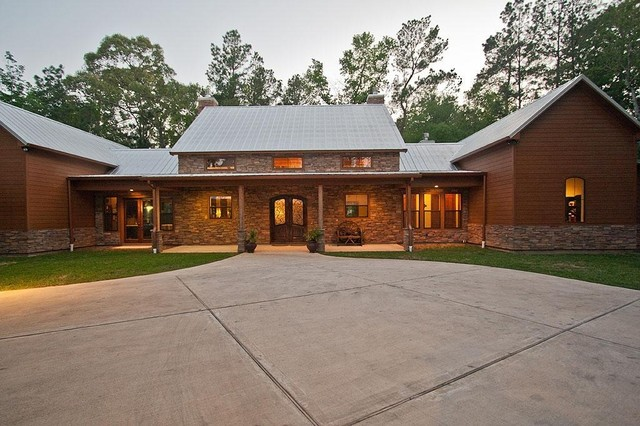 Plan 140 149 modern ranch traditional exterior san for House pln