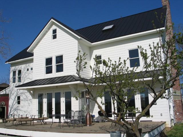 Plan 485-1: Farmhouse traditional-exterior