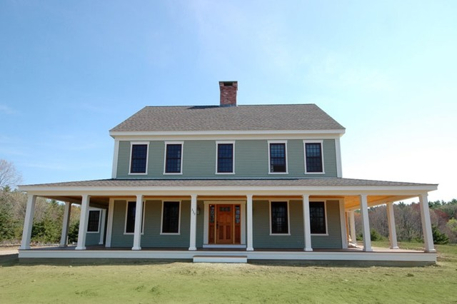 Plan 530 3 by classic colonial homes traditional for Classic colonial home plans