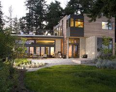 Ellis Residence - exterior contemporary-exterior