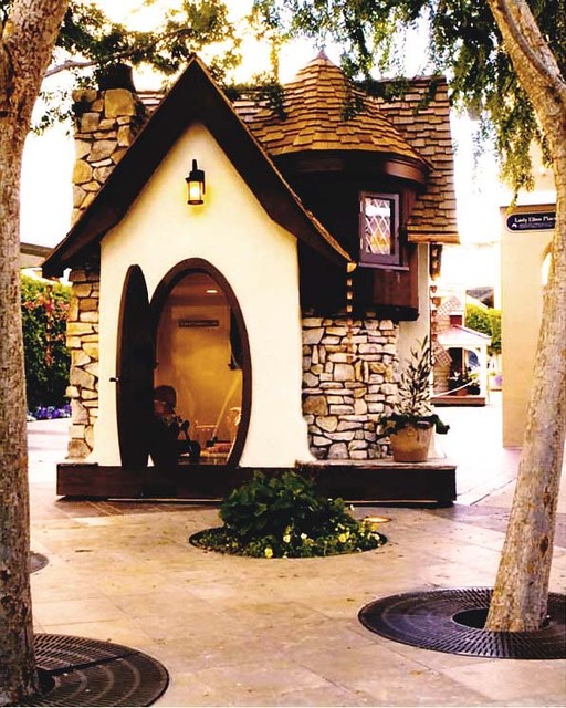 Playhouse exterior