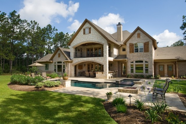Pleasant Forest traditional-exterior