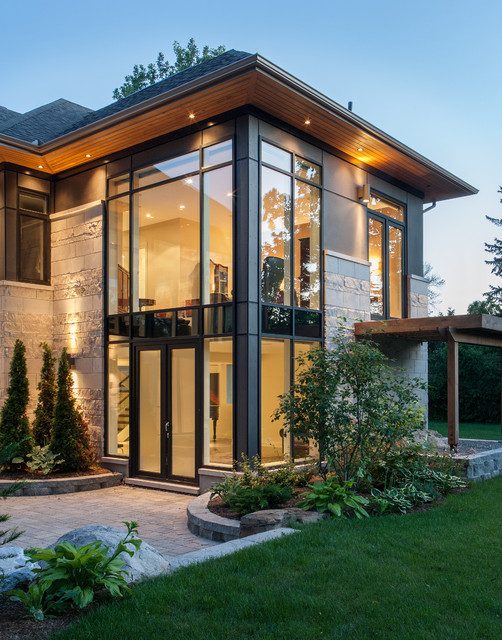 Pleasant park for Modern house design ottawa