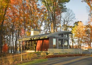 Point Buckeye Modern Exterior Minneapolis By