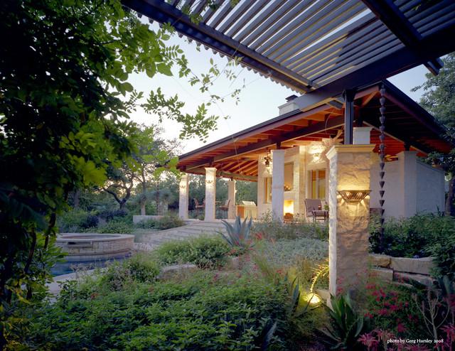 Pool House mediterranean-exterior