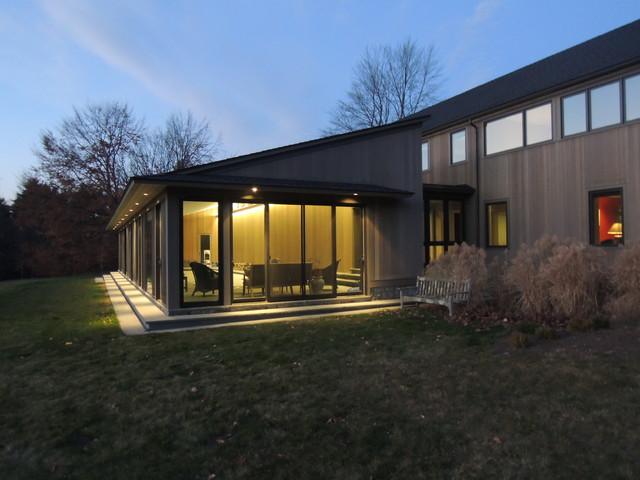 Pool modern-exterior