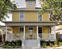 Porch and Exterior Mouldings Design and Colors traditional-exterior