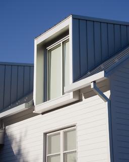Porch House - Farmhouse - Exterior - kansas city - by ...