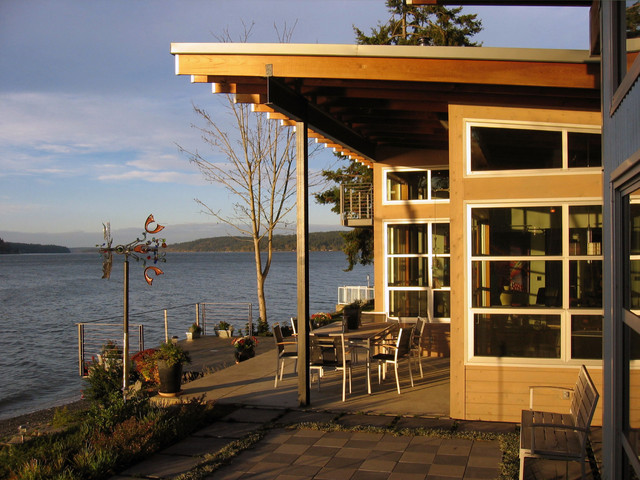 Port Orchard Residence 04 contemporary-exterior