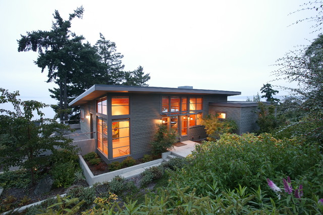 Port Townsend contemporary-exterior