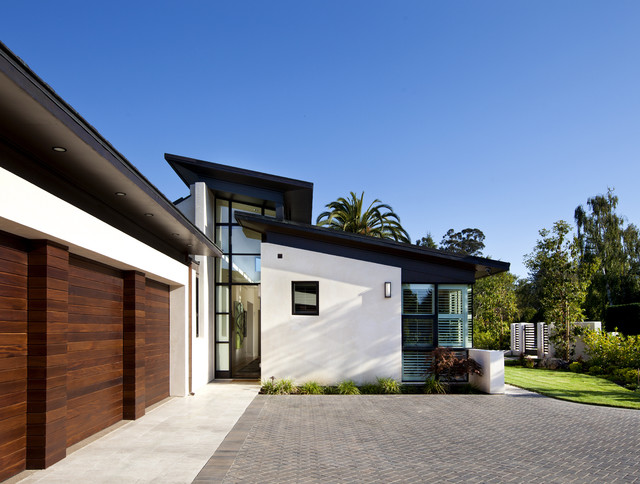 Portfolio eclectic exterior san francisco by for Modern alternatives to stucco