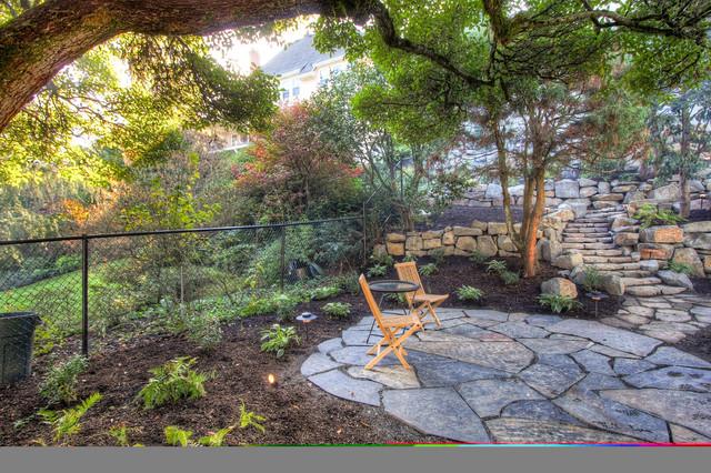 Portland Landscaping Overlook Traditional Exterior