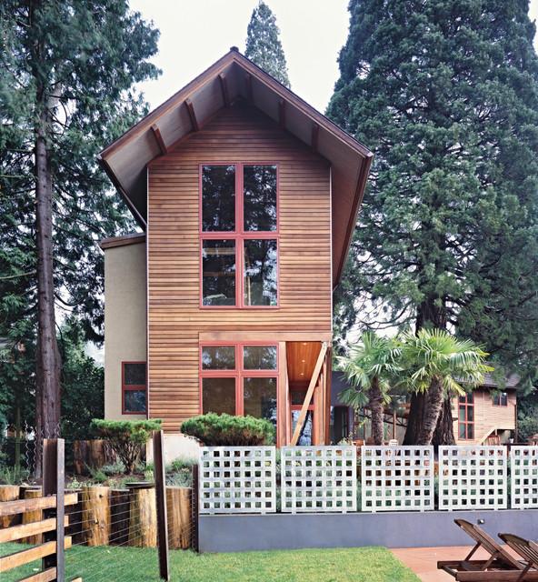 Portland Sequoia House contemporary