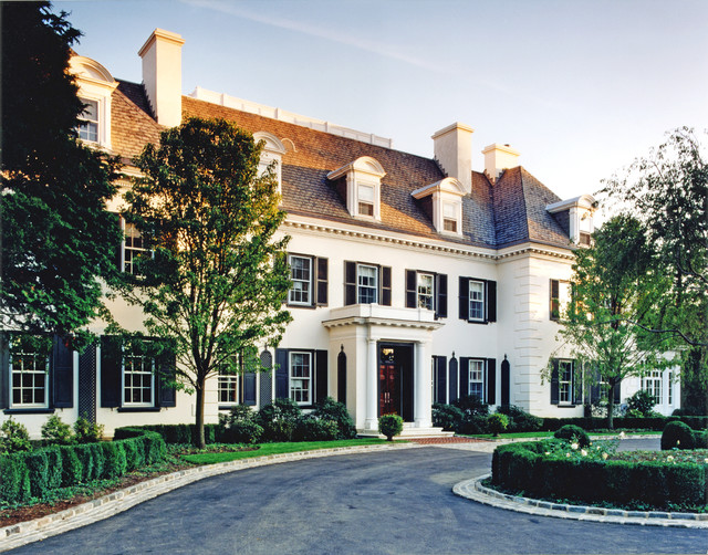 Portledge traditional exterior other by eberlein for Home exterior design consultant