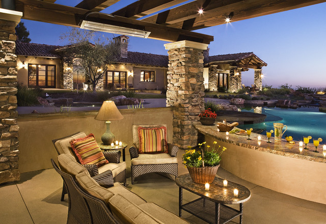 Poway Residence eclectic-exterior
