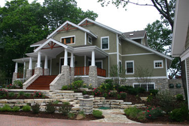 PPKS Architects traditional-exterior