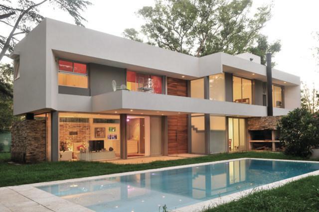PPN House modern-exterior