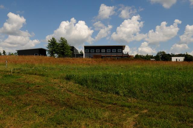 Prairie House No. 2 modern-exterior