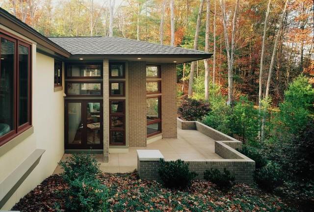 Prairie Style Architecture contemporary-exterior