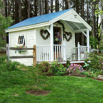 Prefab cabins post and beam cabin kits diy plans or for Prefab studio cottage