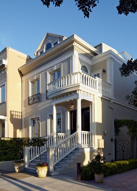 Presidio Heights Residence traditional-exterior