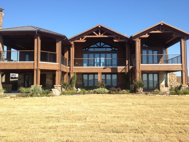 Prestige House Beacon Hill Cedar Creek Lake Kemp Texas